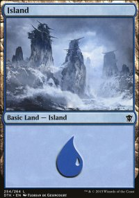 Island 2 - Dragons of Tarkir
