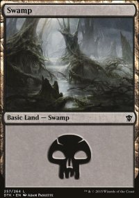 Swamp 2 - Dragons of Tarkir