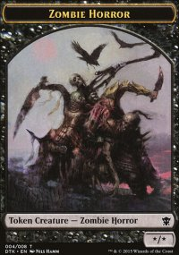 Zombie Horror - Dragons of Tarkir