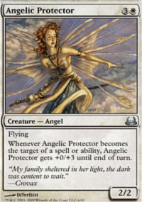 Angelic Protector - Divine vs. Demonic