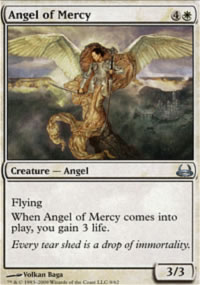 Angel of Mercy - Divine vs. Demonic