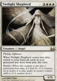 Twilight Shepherd - Divine vs. Demonic