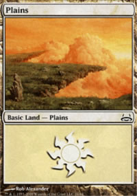 Plains 1 - Divine vs. Demonic