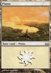 Plains 4 - Divine vs. Demonic