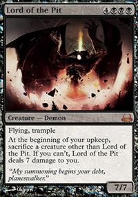 Lord of the Pit - Divine vs. Demonic