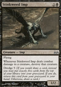 Stinkweed Imp - Divine vs. Demonic