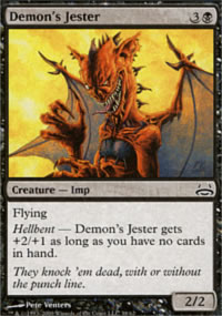 Demon's Jester - Divine vs. Demonic