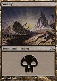Swamp 1 - Divine vs. Demonic