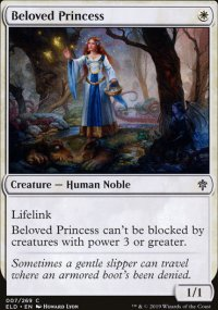 Beloved Princess - Throne of Eldraine