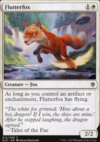 Flutterfox - Throne of Eldraine