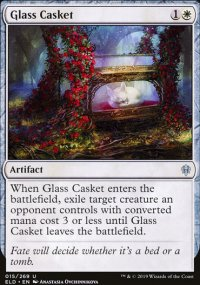 Glass Casket 1 - Throne of Eldraine