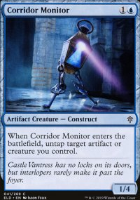 Corridor Monitor - Throne of Eldraine