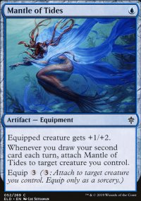 Mantle of Tides - Throne of Eldraine