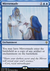 Mirrormade 1 - Throne of Eldraine
