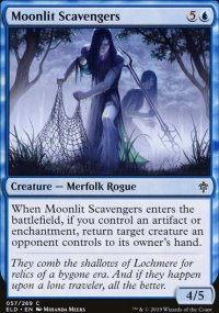 Moonlit Scavengers - Throne of Eldraine