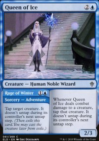 Queen of Ice 1 - Throne of Eldraine