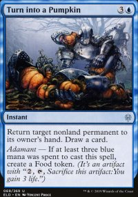 Turn into a Pumpkin - Throne of Eldraine