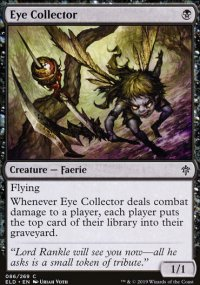 Eye Collector - Throne of Eldraine