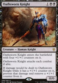 Oathsworn Knight 1 - Throne of Eldraine