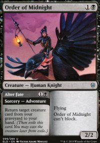 Order of Midnight 1 - Throne of Eldraine
