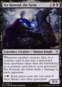 Syr Konrad, the Grim -