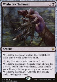 Wishclaw Talisman 1 - Throne of Eldraine