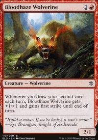 Bloodhaze Wolverine -