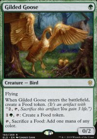 Gilded Goose -