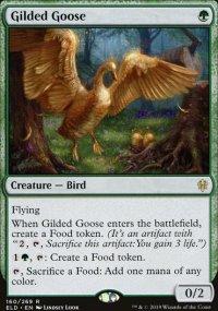 Gilded Goose 1 - Throne of Eldraine
