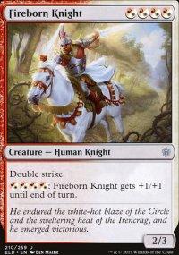 Fireborn Knight -