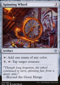 Spinning Wheel - Throne of Eldraine