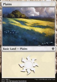 Plains 2 - Throne of Eldraine