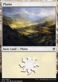 Plains 3 - Throne of Eldraine