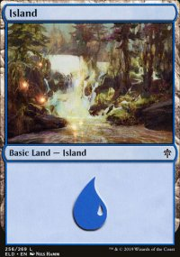 Island 3 - Throne of Eldraine