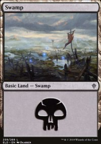 Swamp 2 - Throne of Eldraine
