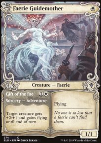 Faerie Guidemother 2 - Throne of Eldraine