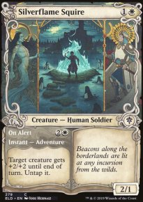 Silverflame Squire -