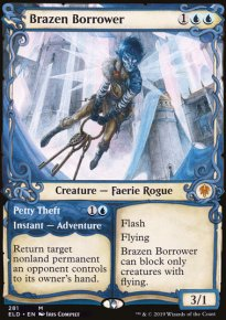 Brazen Borrower 2 - Throne of Eldraine