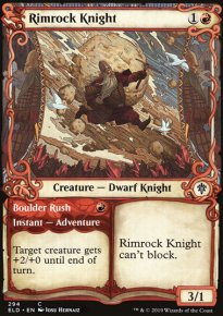 Rimrock Knight 2 - Throne of Eldraine