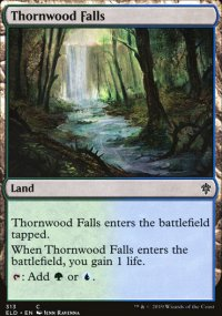 Thornwood Falls - Throne of Eldraine