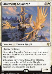 Silverwing Squadron - Throne of Eldraine