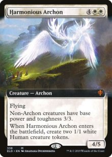 Harmonious Archon 2 - Throne of Eldraine
