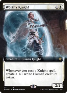Worthy Knight 2 - Throne of Eldraine