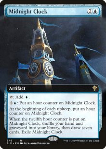 Midnight Clock 2 - Throne of Eldraine