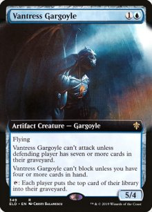 Vantress Gargoyle 2 - Throne of Eldraine