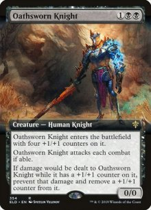 Oathsworn Knight 2 - Throne of Eldraine