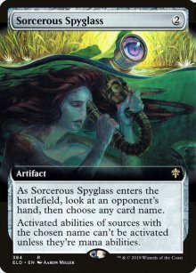 Sorcerous Spyglass 2 - Throne of Eldraine