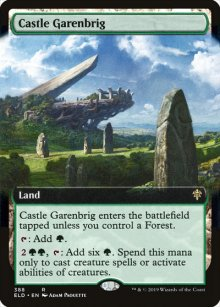 Castle Garenbrig 2 - Throne of Eldraine