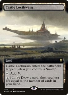 Castle Locthwain 2 - Throne of Eldraine