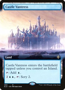 Castle Vantress 2 - Throne of Eldraine
